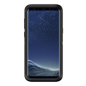 info for 5e925 cba47 OtterBox 77-54582 DEFENDER SERIES for Samsung Galaxy S8+ (SCREEN PROTECTOR  NOT INCLUDED) - BLACK