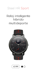 steel hr sport withings