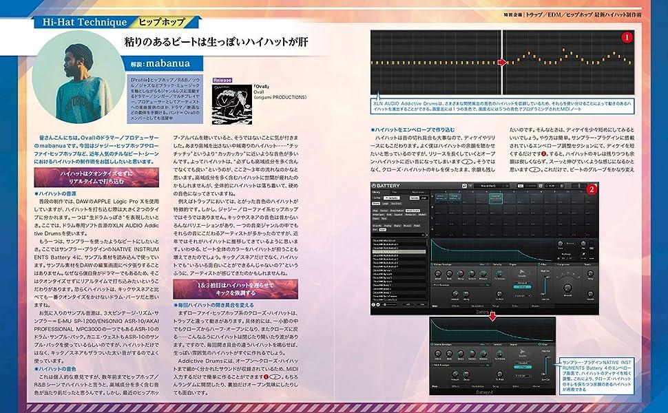 特別企画 最新ハイハット制作術 ~トラップ/EDM/ヒップホップ_2
