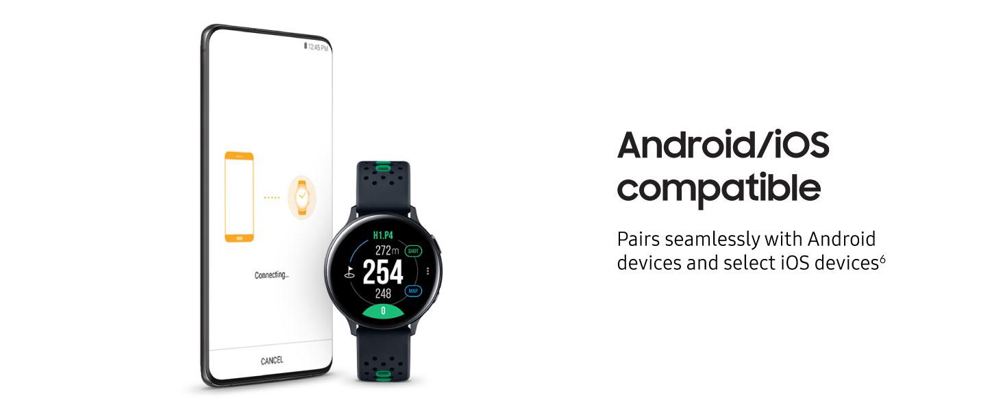Android / iOS Uyumlu