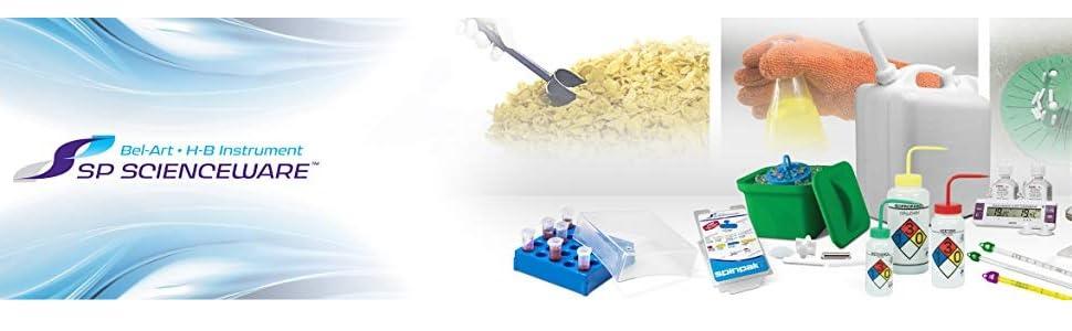 Bel Art,Scienceware, Sp Industries, labware, scienceware, lab supplies
