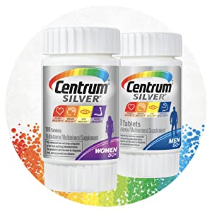 Centrum Men Women Multipack