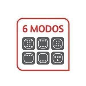 Moulinex Optimo OX484810 - Horno de Conveccción 39 L, 6 Modos de Cocción con Termostato de hasta 240º y Temporizador hasta 120 Minutos, Bandeja de ...