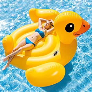 Intex cisne mega hinchable 194x152x147 cm 56287eu for Piscinas hinchables grandes