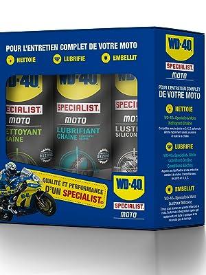 lustrer; nettoyer; embellir; moto; brillance; vulcanet; muc off; moto; entretien moto; WD40; qualité