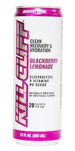Recovery Blackberry Lemonade