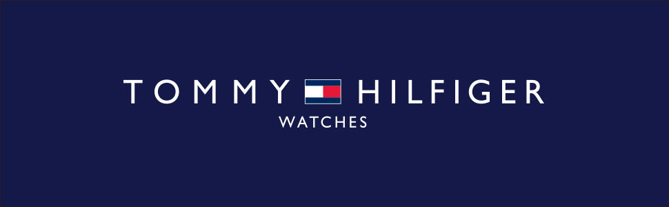 Tommy hilfiger, tommy, watches, icon, american,