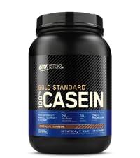Optimum Nutrition Gold Standard Casein, Proteinas de Caseina ...
