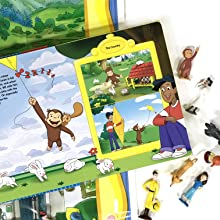 My Busy Books Curious George