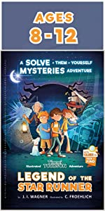 Adventure Book for Girls and Boys