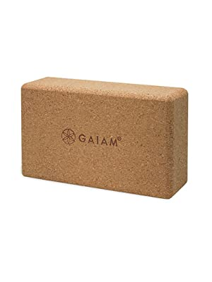 Gaiam Cork Block