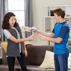 Hasbro Gaming- Jenga Pass (E0585EU4): Amazon.es: Juguetes y juegos