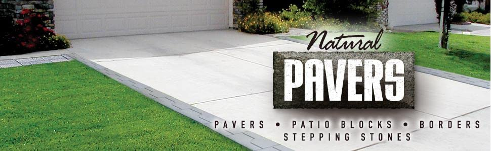 Charming Natural Pavers
