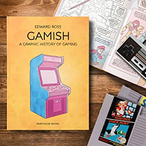 gamish edward ross comic book graphic novel filmish mario nintendo nonfiction