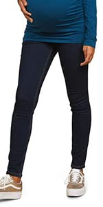 Maternity Secret Fit Belly Skinny Leg Jeans Denim