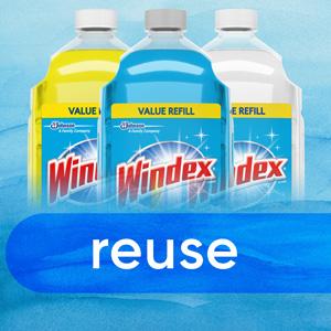 Amazoncom Windex With Vinegar Glass Cleaner 23 Fl Oz Trigger