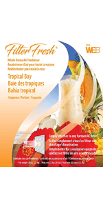 Tropical Bay Pineapple Scented air freshener