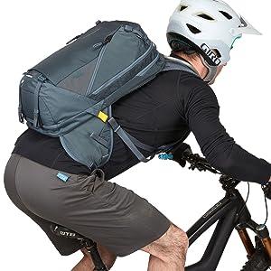 hydration pack, hydration backpack, biking backpack, bike riding backpack, bike hydration pack