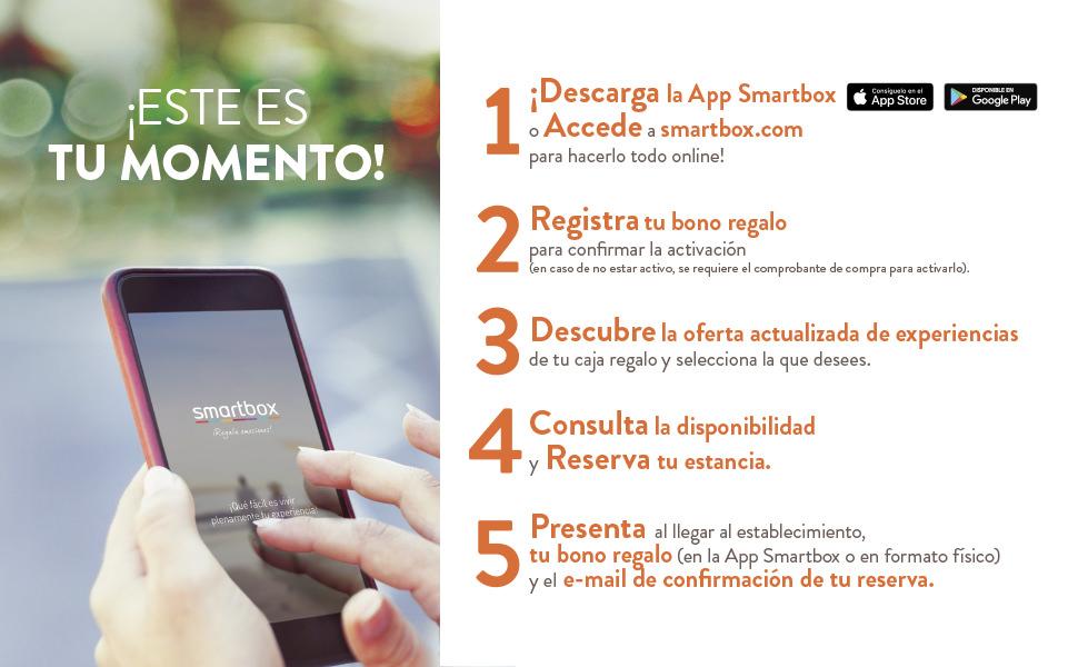 SMARTBOX - Caja Regalo - Feliz cumpleaños - Idea de Regalo - 1 Experiencia de Estancia, gastronomía, Bienestar o Aventura para 1 o 2 Personas: Amazon.es: Deportes y aire libre