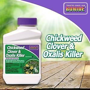 bonide chickweed and clover killer