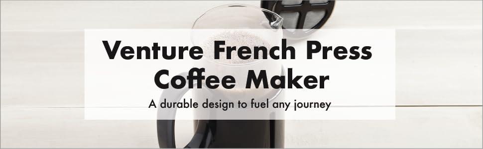 OXO BREW Venture French Press