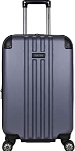 kenneth cole reaction luggage suitcase carry-on bag checked travel luggage designer fashion spinner