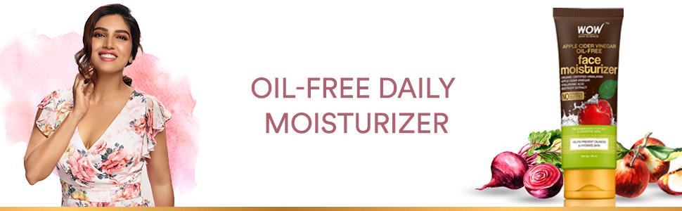 WOW SKIN SCIENCE APPLE CIDER VINEGAR OIL-FREE FACE MOISTURIZER
