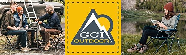 GCI Outdoor Company Logo