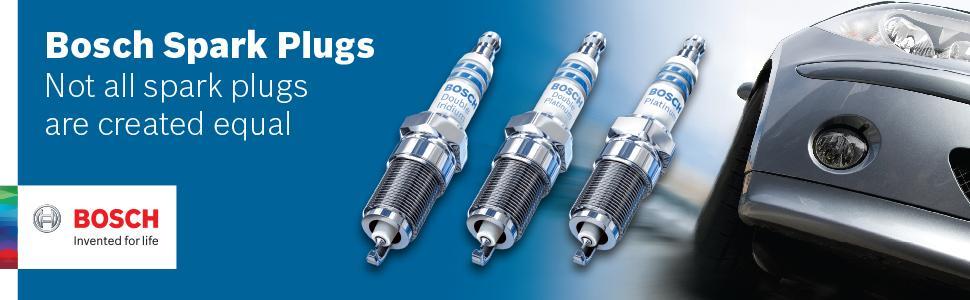 8-Pieces OEM Bosch Iridium Spark Plug 9610