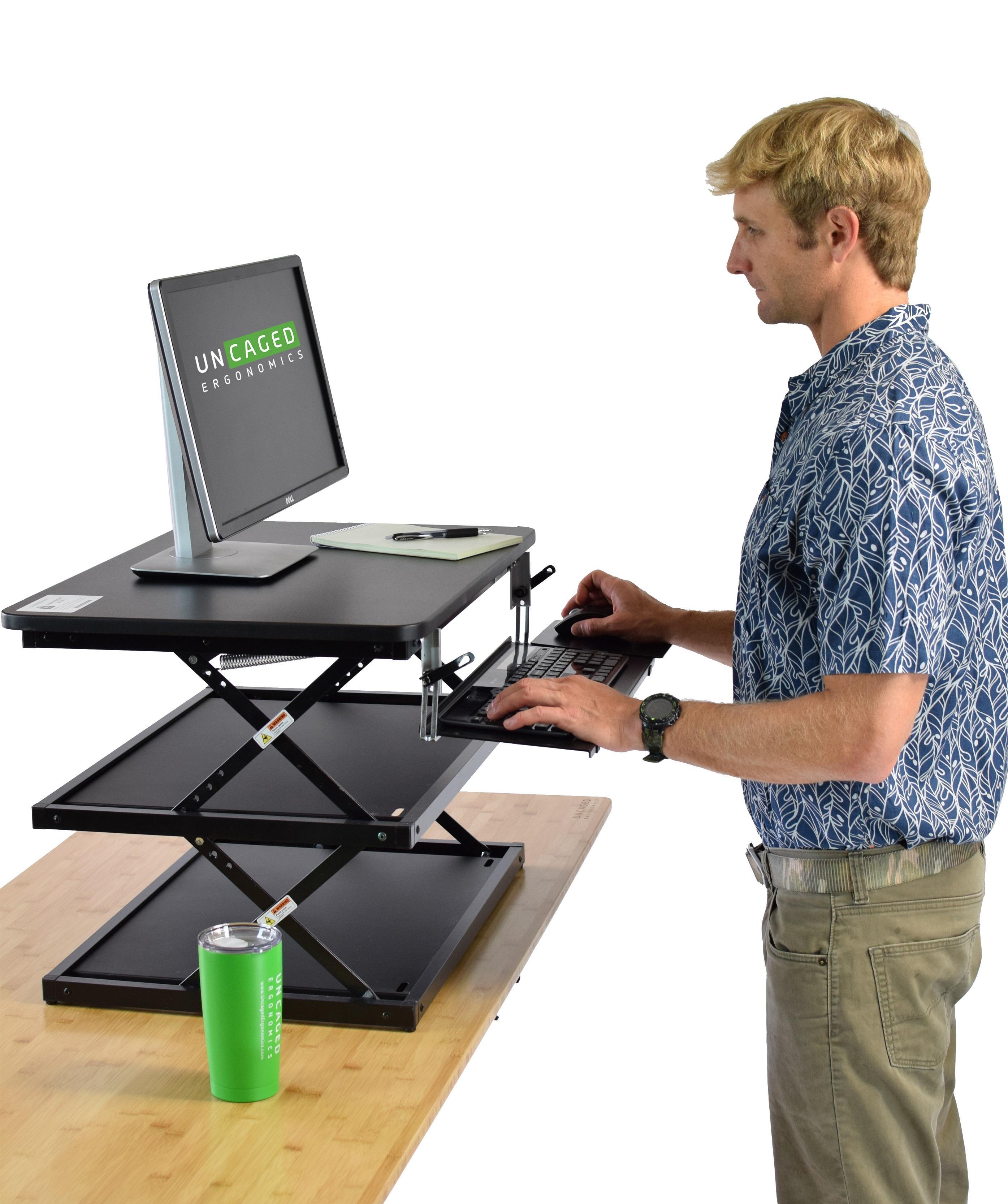Changedesk 2 Tall Ergonomic Laptop Amp Desktop Standing