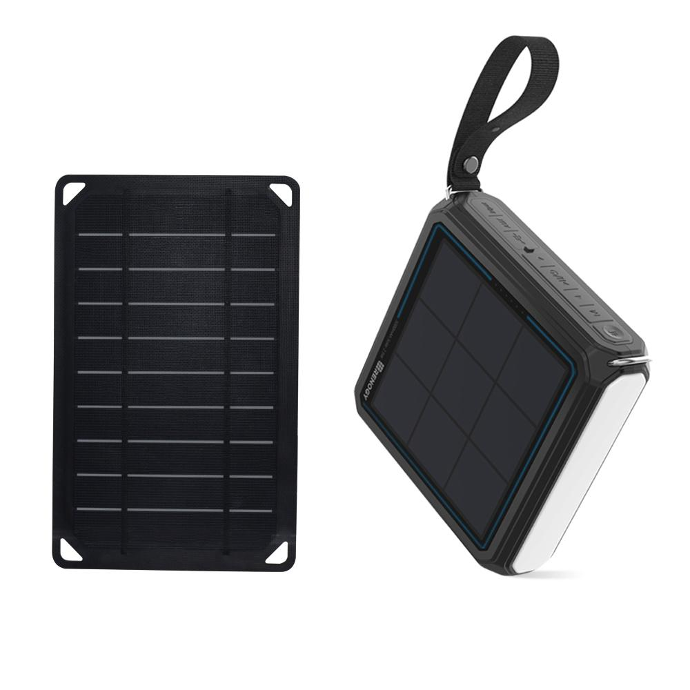 Amazon Com Renogy E Tunes Portable Solar Power Wireless