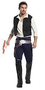 Grand Heritage Han Solo Costume