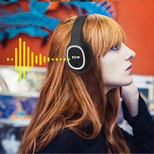 Ergonomic wireless headset