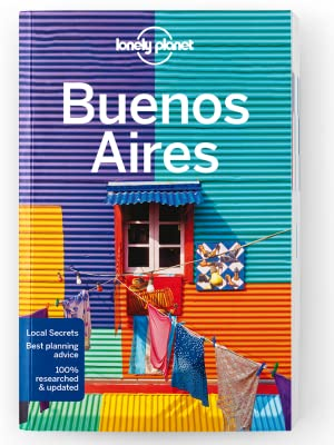 8th Edition Lonely Planet Buenos Aires 8th Ed.
