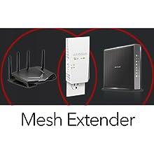 Mesh extender