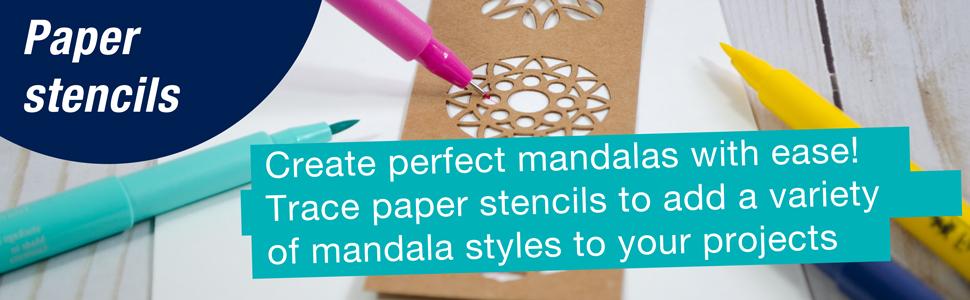 mandala art, mandalas, mandala, mandala stencils, coloring mandalas, mandala coloring, stencils, art