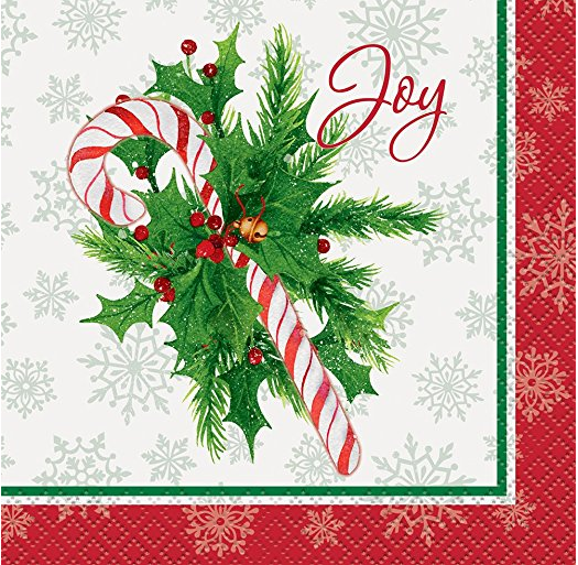 Candy Cane Christmas Dinner Plates 8ct · Candy Cane Christmas Dessert Plates 8ct · Candy Cane Christmas Party Napkins 16ct · Candy Cane Christmas ...  sc 1 st  Amazon.com & Amazon.com: Candy Cane Christmas Dinner Plates 8ct: Kitchen u0026 Dining