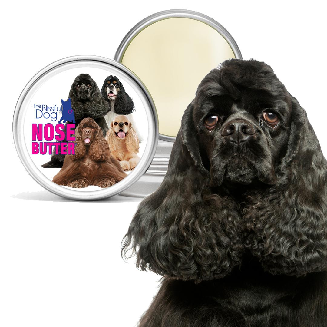 Amazon The Blissful Dog Cocker Spaniel Nose Butter 2 Ounce