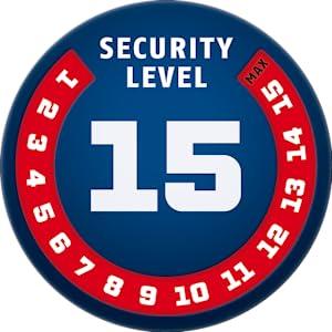 Abus, security level