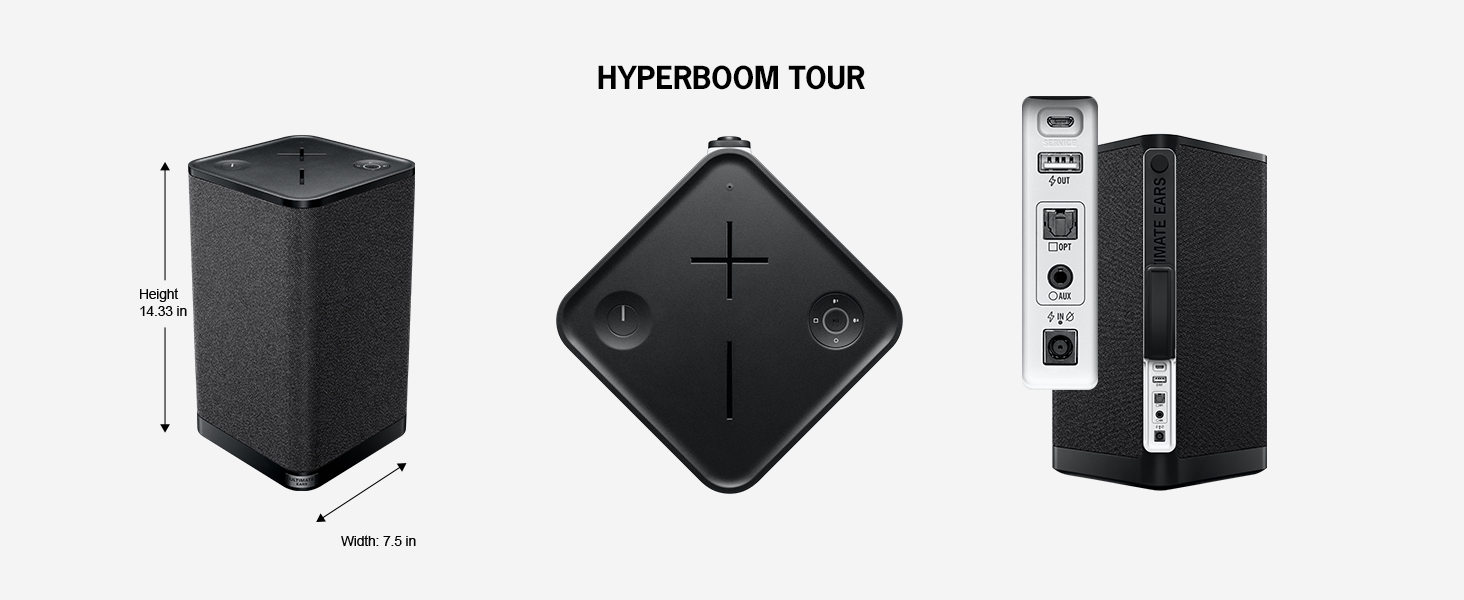 Ultimate Ears HYPERBOOM