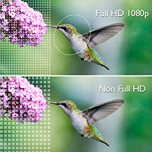 Full HD 1080p; Home Theater Projector