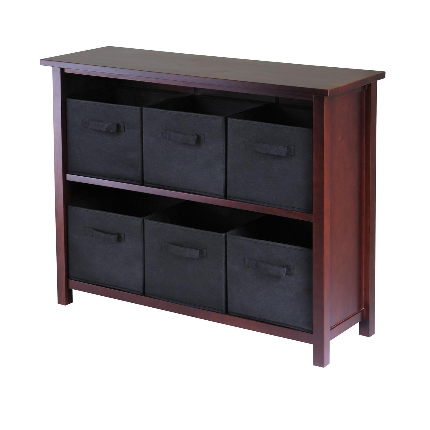 Kitchen Cabinet Storage Baskets   W X   D