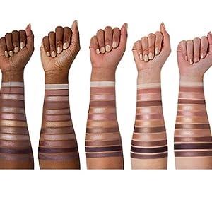 la girl makeup cosmetics beauty brick nudes eyeshadow