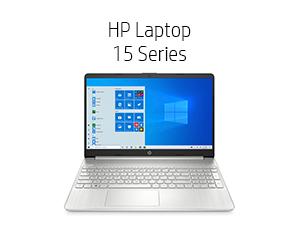 HP Laptop 15 Series