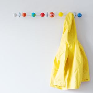 solar system coat hooks