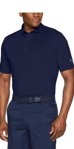 Micro Hex Golf Polo Shirt