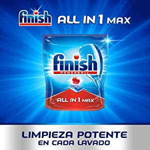 finish detergente lavavajillas