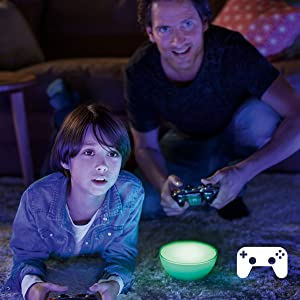 Oyunlarınıza ışık katın