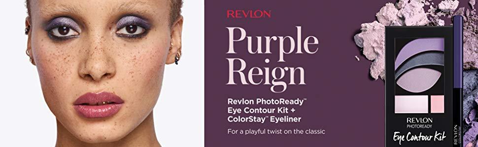 Eye contour, eye, eye shadow, Revlon, cosmetics, makeup, colour