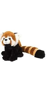 "Wild Republic Red Panda 12"""
